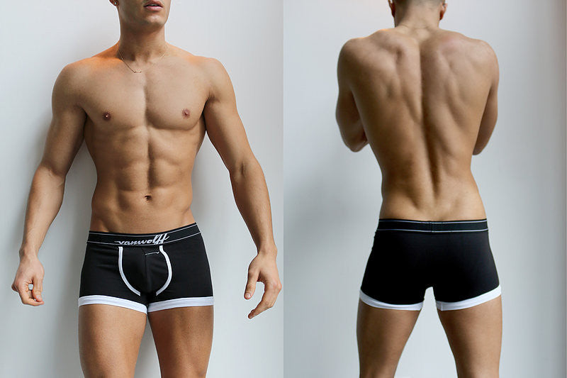 Mackenzie Black Trunks