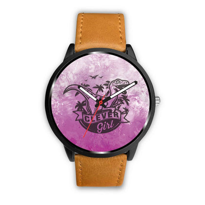 """Clever Girl"" Dragon Watch"