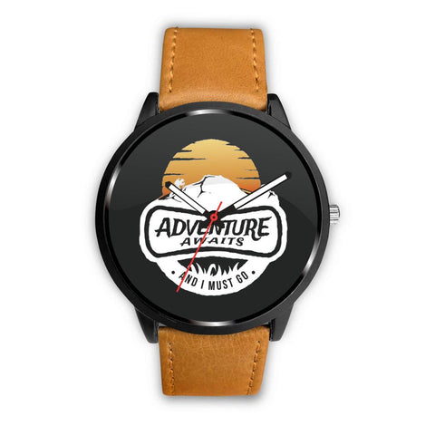 """Adventure Awaits"" Watch"