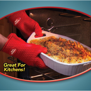 Hot Hand Silicon Cooking Glove - Grab That FIDGE!