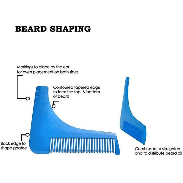 NEW! Beard Shaping FIDGE!