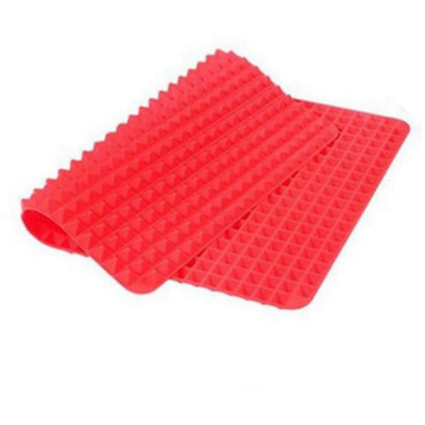 Nonstick Silicone Baking Mat - Cook That FIDGE!