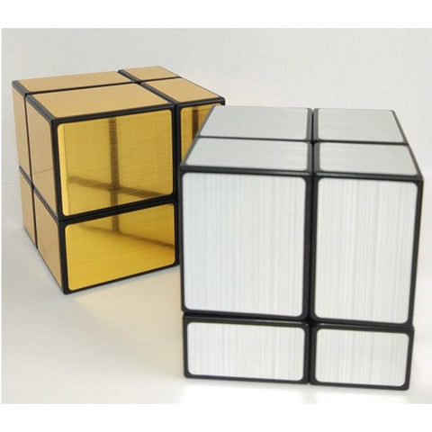 Baby Magic Mirror Cube Fidget Game 2x2x2