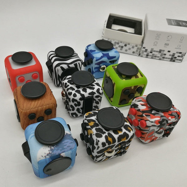 Fidget Cube Series 2 - The Worlds #1 FIDGE!
