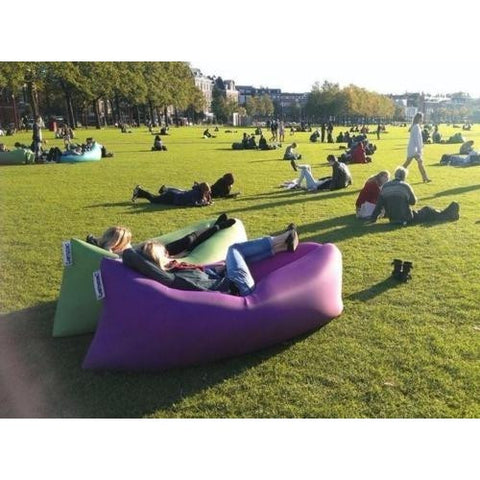 Inflata Couch - Relax your FIDGE!