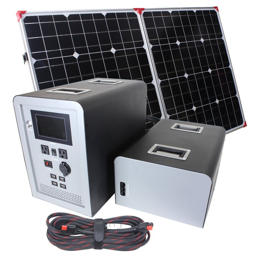 Ascent Generator Expansion Solar Kit