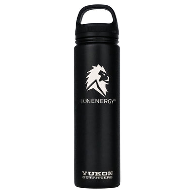 Lion Energy 25oz Water Bottle