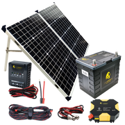 Beginner DIY Solar Power Kit