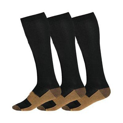 shopify-Copper Infused Compression Socks 20-30mmHg-1
