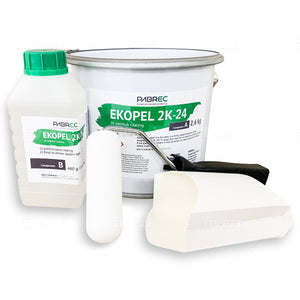 DIY BATHTUB REFINISHING VS. EKOPEL 2K
