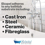 Ekopel 2K Tub and Surround Kit
