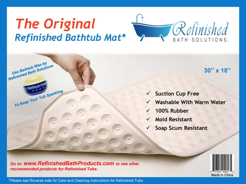 The Original Refinished Bathtub Mat