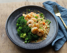 Load image into Gallery viewer, Mission Shrimp Fried Rice with Kong Fu Sauce
