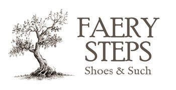 FAERYSTEPS. Shoes & Such
