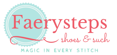FAERYSTEPS Fairytale Shoes