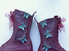 UK 6 TINKER Flutterby Garden Boot #3602