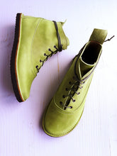 SPINDLE Boot, Made To Order