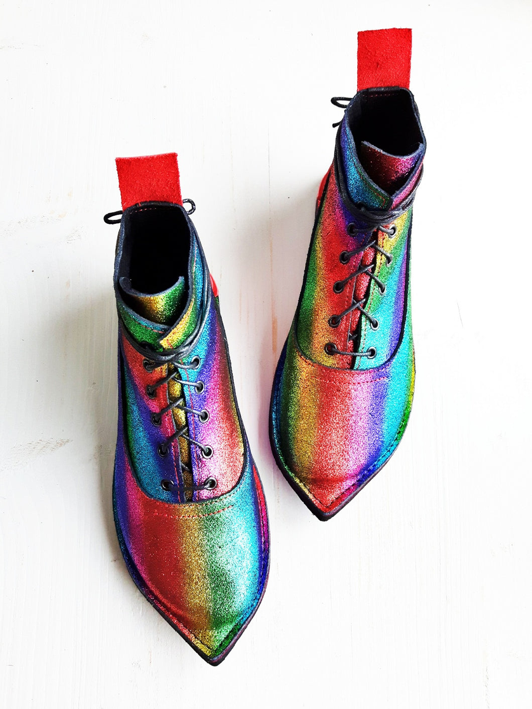 UK 5, SPARKLE Boot #3983