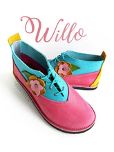UK 7 WILLO Boot #3541