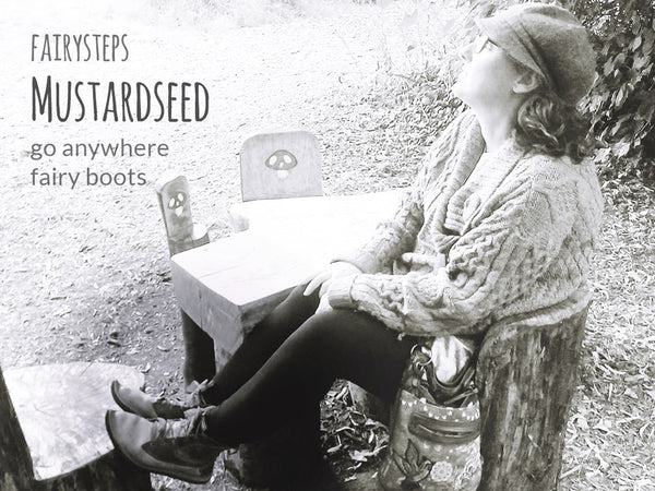 UK 6 MUSTARDSEED Boot #3212