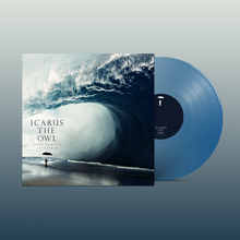 LAL Vinyl (Translucent Blue) + Phone Shirt Bundle