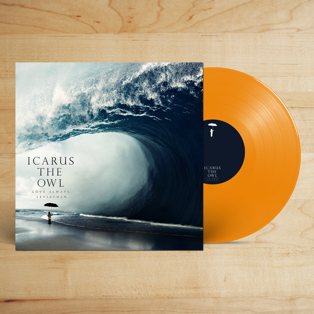 Love Always, Leviathan Vinyl (Orange)