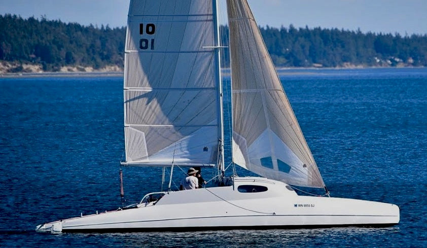 s/v PT Watercraft is First Solo Sailor to Complete the 2017 Race to Alaska