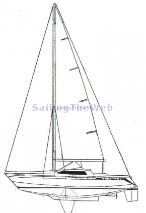Oumâ, a JNF 38, Steel Hulled, Swing Keel, Ocean Capable Yacht