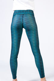 Alou Akchour - all-over printed legging