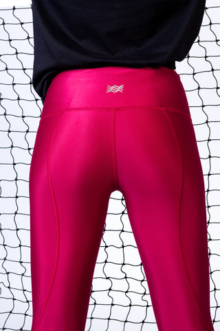Noor Ruby - unicolor legging