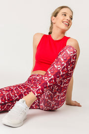 Naomi Cape Town - all-over printed legging