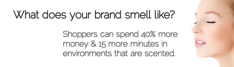 what does your brand smell like?