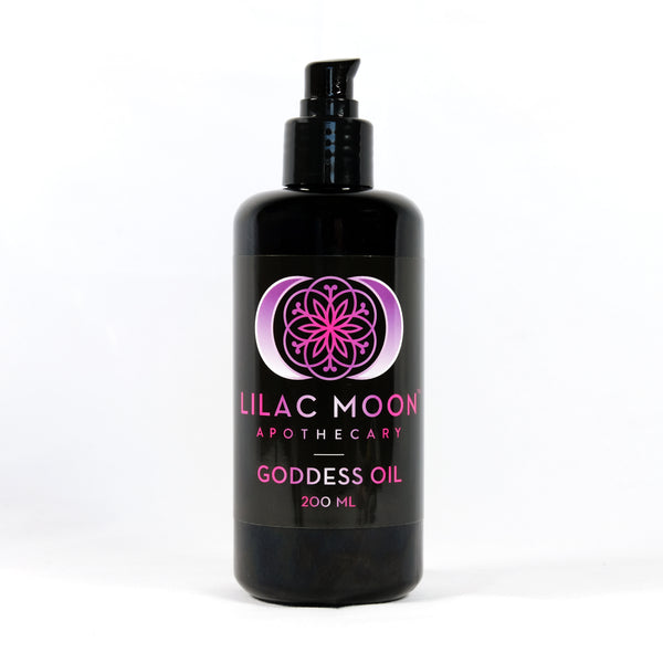 Body Oil ~ GODDESS 200ml