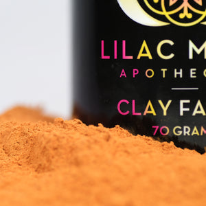 Clay Facial Duo