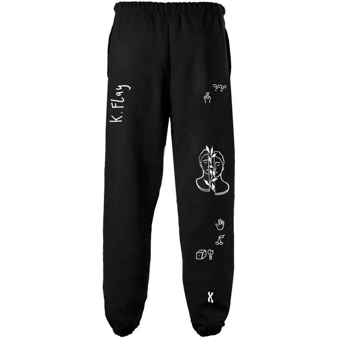 SOLUTIONS SWEATPANTS + ALBUM PRE-ORDER