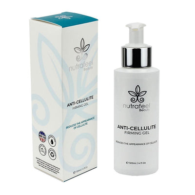 Anti-Cellulite Firming Gel | Advanced Body Firming & Toning Treatment Gel - NutraFeel