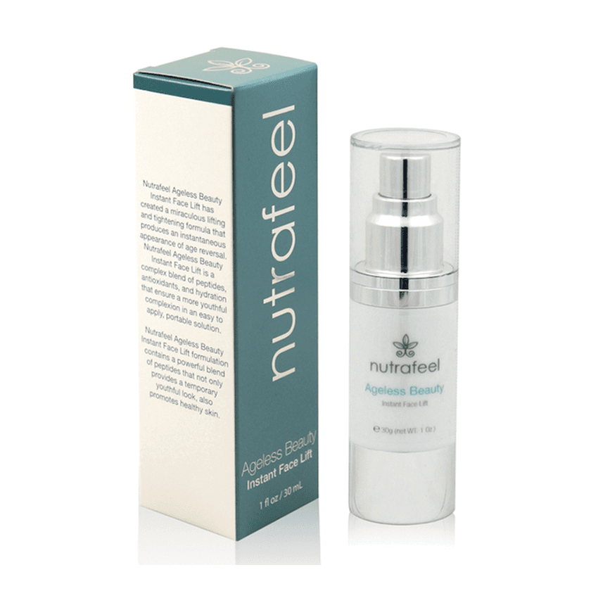 Ageless Beauty Instant Face Lift (30mL) | Your Botox Alternative! - NutraFeel