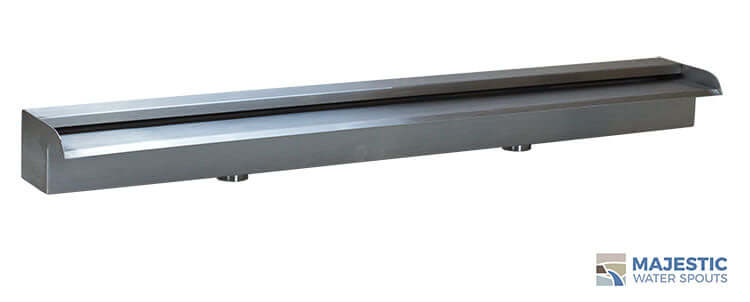 "Nakano<br>36"" Waterfall Spillway - Stainless"