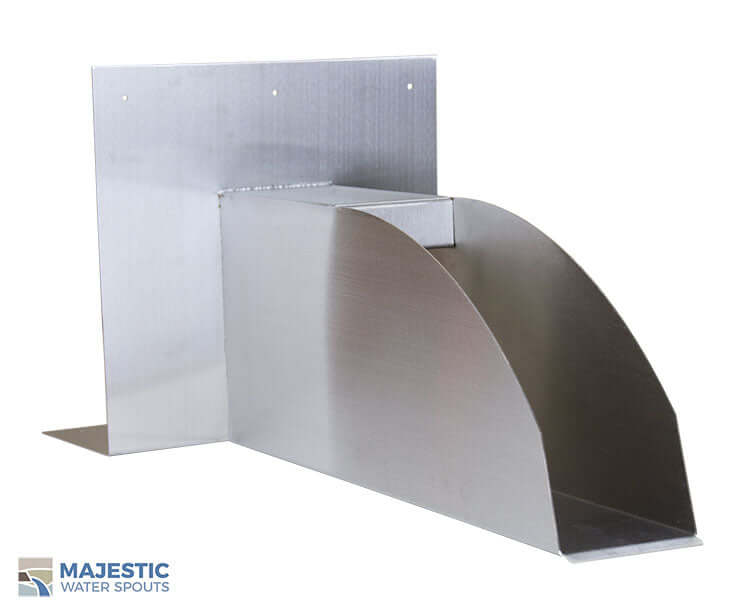 Stainless Steel 8 inch roof drainage scupper