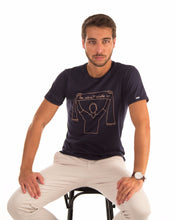 Supporter - Navy Blue T-Shirt