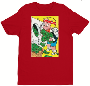 Richie Rich Midwest Native x Richie Rukkus T-Shirt