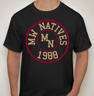 MW Natives Bullet Stamp T-Shirt
