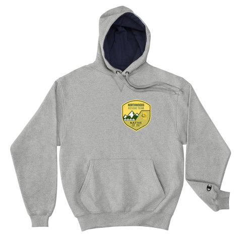Northwoods Rescue Team Champion Hoodie