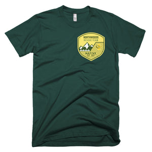 Northwoods Rescue Team T-Shirts