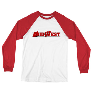 Midwest Native Script Flipped Long Sleeve T-Shirt