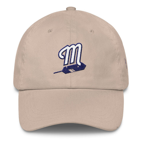 Midwest Native M Feather Dad Cap