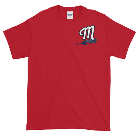 Midwest Native M Feather Logo T-Shirt