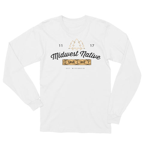 Midwest Native Unisex Long Sleeve T-Shirt