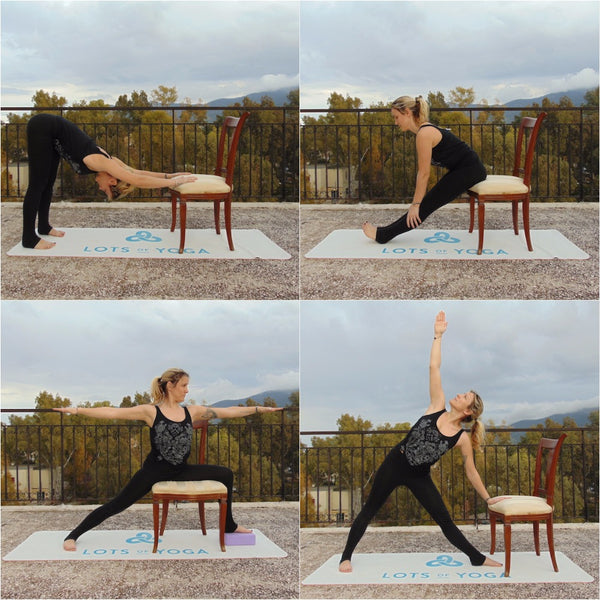 Yoga Over 50 - 14 Yoga Poses That You Can Do At Any Age