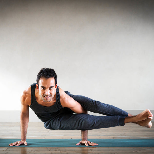 Rahoul Masrani: An Interview with the London Based Yoga Teacher